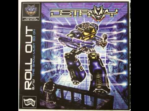 D-Stroy - Roll Out #2 (Ruff Original)