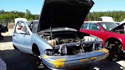 1993 Chevy Caprice wagon at GO Pull-It junkyard in Jacksonville, FL