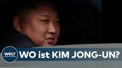 NORDKOREAS DIKTATOR VERMISST: Was wir über das Schicksal von Kim Jon-un wissen