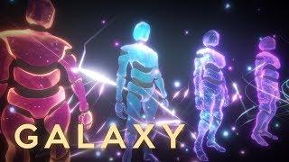 Unity Shader Graph - Galaxy Shader Tutorial