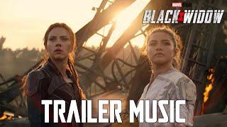 Marvel Studios' Black Widow | New Trailer Music