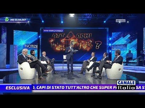 'New World Order, Attacchi Illuminati ?' | Notizie Oggi Lineasera