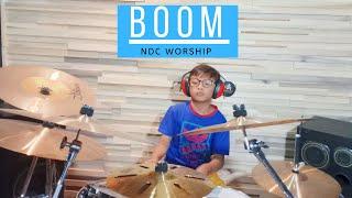Download Lagu BOOM - NDC WORSHIP - DRUM COVER mp3
