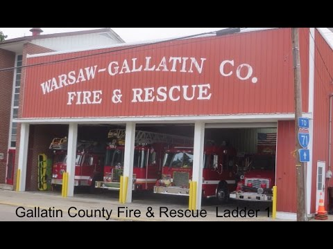 *DISPATCH CALL-OUT* Gallatin County Ladder 1...