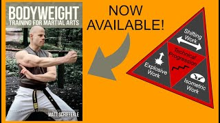 Bodyweight Training For Martial Arts Is Now Available!