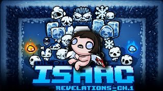 Мод Revelations The Binding Of Isaac Afterbirth