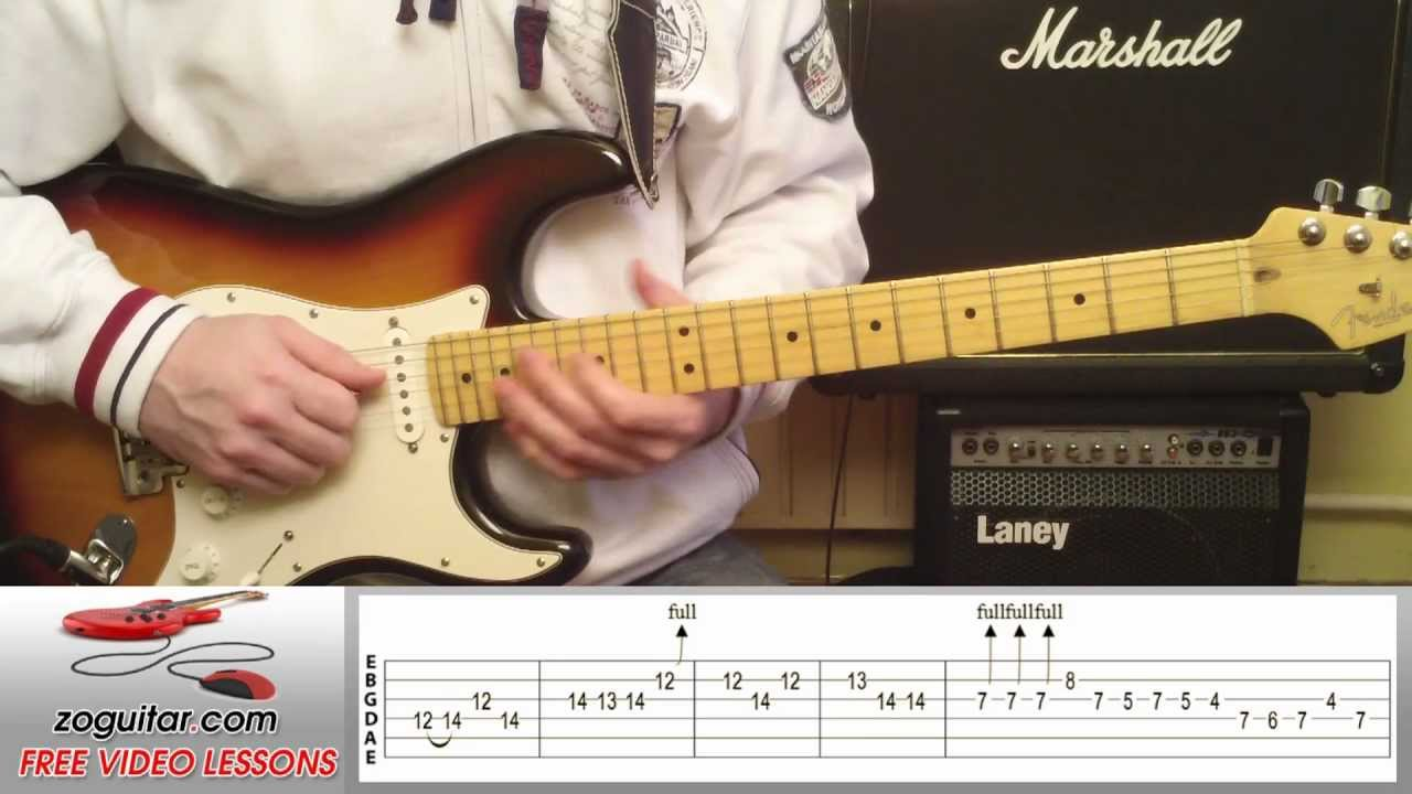 Learn lead guitar in the style of Carlos Santana | Udemy