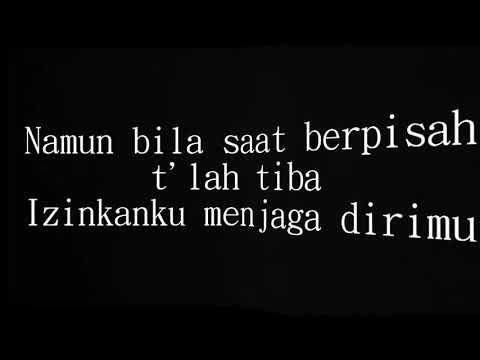 Payung teduh - akad lirik (Official lyric)