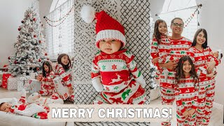 OUR CHRISTMAS EVE + CHRISTMAS DAY FAMILY TRADITIONS   BABY'S FIRST CHRISTMAS 2020