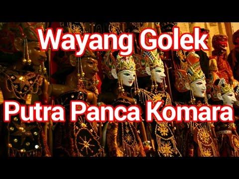 Wayang Golek Putra Panca Komara (Cecep Supriadi) Full