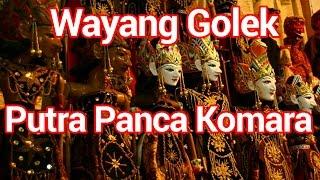 Gambar cover Wayang Golek Putra Panca Komara (Cecep Supriadi) Full