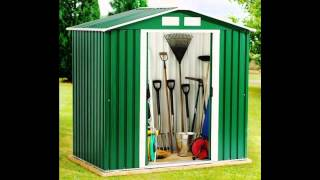 Small Home Garden Shed Ideas