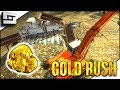 TIER 3 WASH PLANT TAKE 2! Gold Rush Gameplay E5