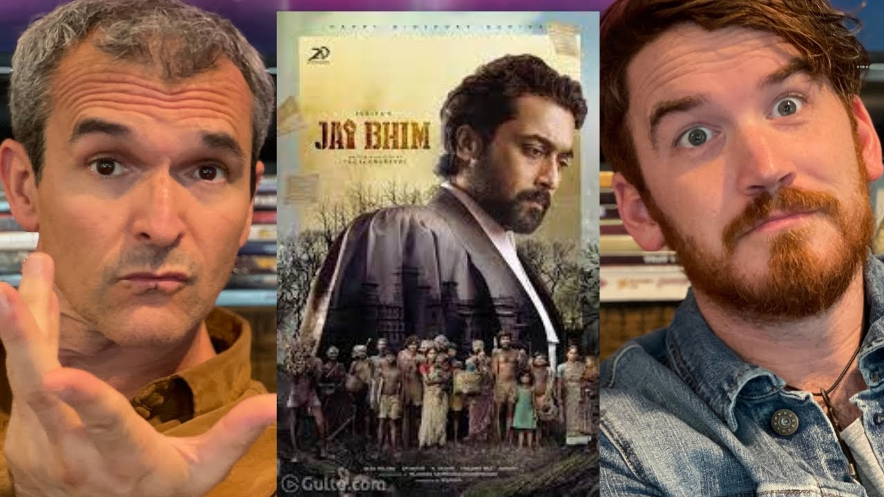 JAI BHIM | Suriya | Trailer REACTION!!