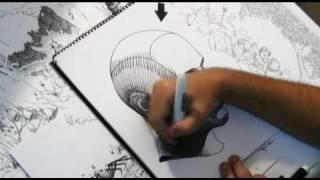 Daniel Brandão - Aula de Desenho #3 - Luz e Sombra