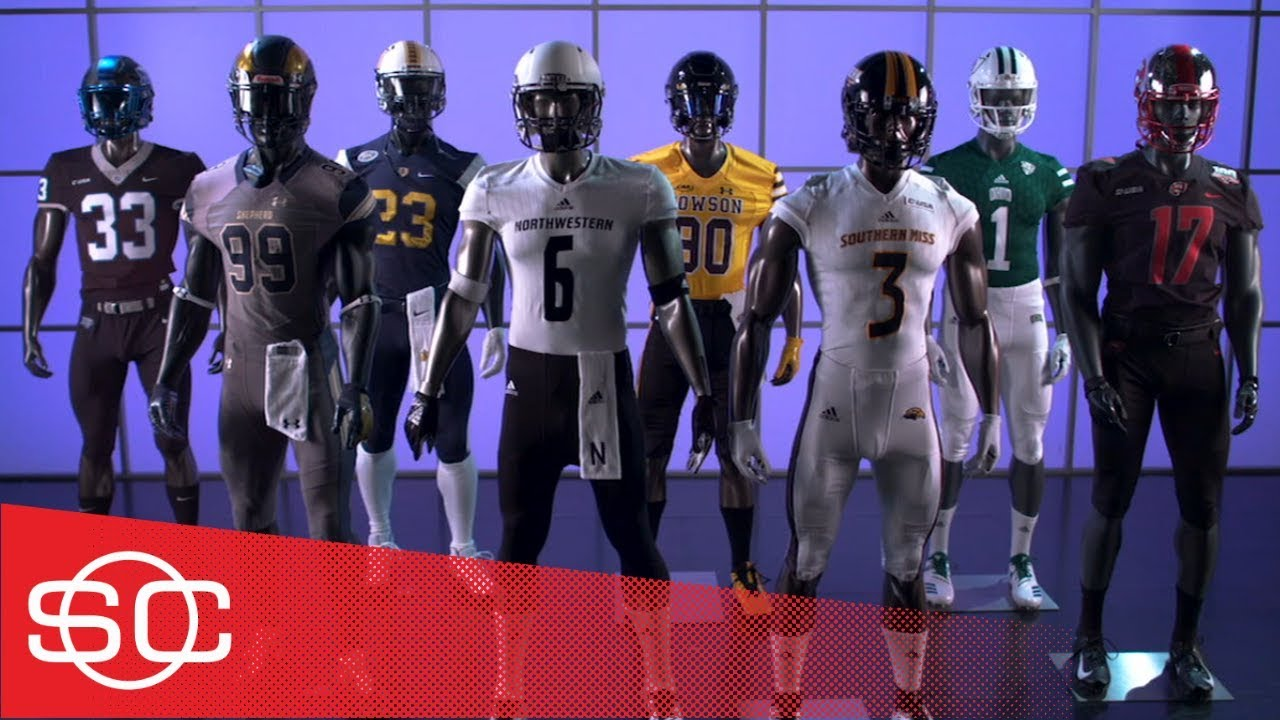 Gear Up  2018 Week 5 of college football uniforms  Ohio 0e41347ed