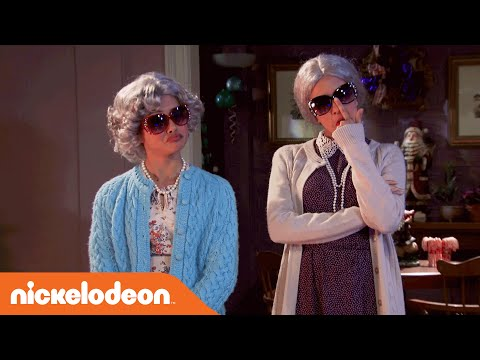 Ho Ho Holiday Special | Bad Giftin' Grannies Music Video | Nick