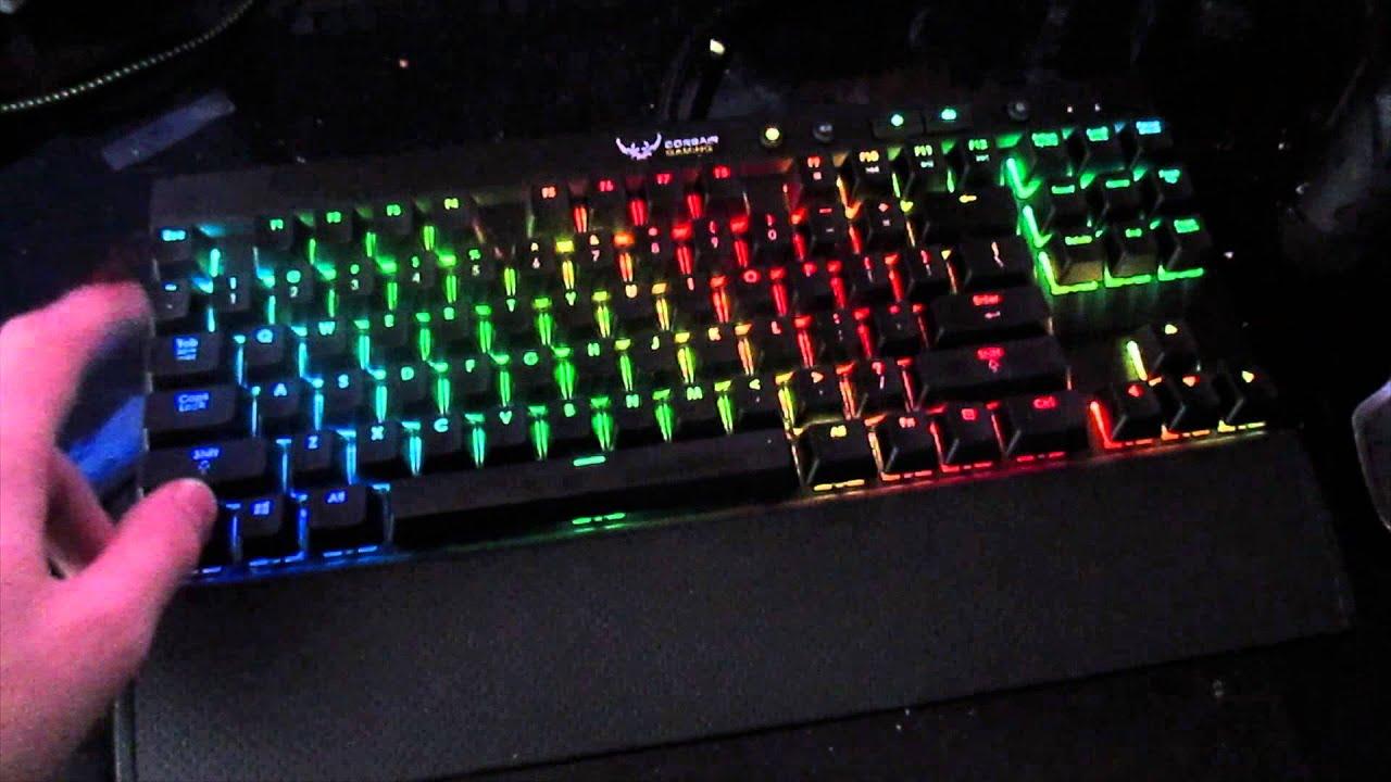 Corsair K65 RGB On Mac