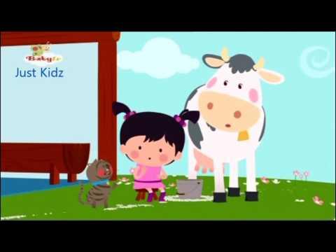 Little Lola Visits The Farm Baby Tv English Uk Youtube