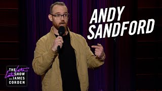 Andy Sandford Stand-up