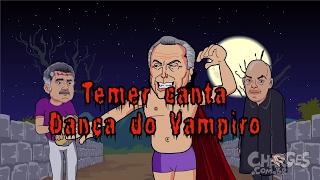 Minha Cara de Vampiro | Paródia Asa de Aguia - Dança do Vampiro