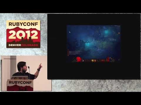 Ruby Conf 12 - Interface Testing Creating a Diablo 3 bot usi