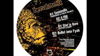 Sensimilla - Mad Dem (Breaknest 003)     - ragga jungle mash up breaknest -