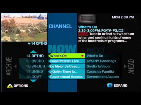 XFINITY Channel Lineup Lists 2019 - Compare TV Packages ...
