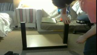 Ikea Lack Table Construction For Dt Higher