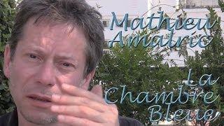 DP/30 @ Cannes: Mathieu Amalric, Le Chambre Bleue