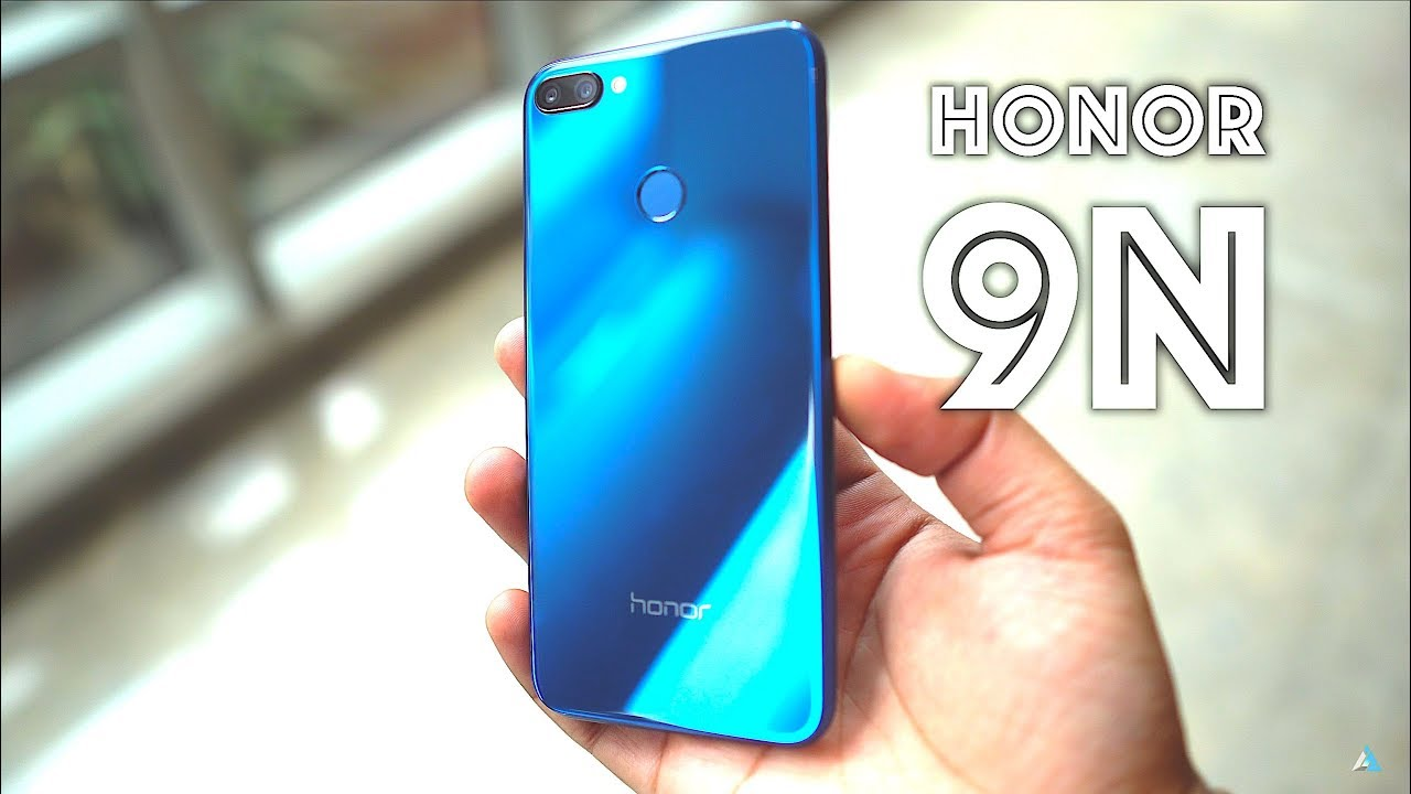 Huawei Honor 9n hands on REVIEW [CAMERA, GAMING, BENCHMARKS]