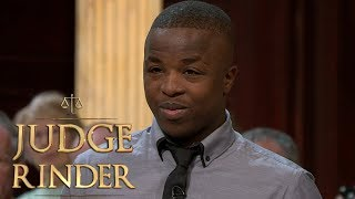Claimant Refuses Judge Rinder's Offer to Call Car Rental Company | Judge Rinder