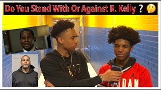 Do You Stand With Or Against R. Kelly? | Public Interview❕| High School Edition