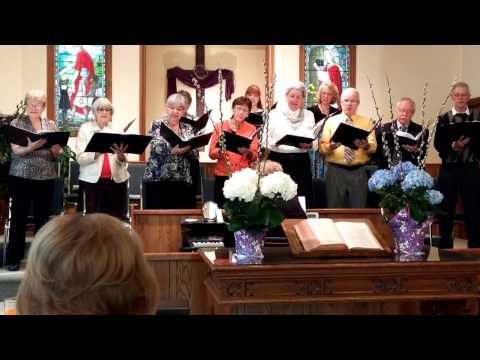 Calvary Baptist Choir sings Have You Seen My Lord? musical