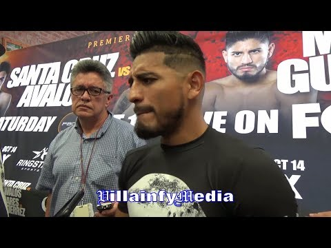 ABNER MARES KEEPS IT 100 ON ESCAPING GANG LIFE; RECALLS MOMENT WHEN HE REALIZED WHAT PATH HE WAS ON