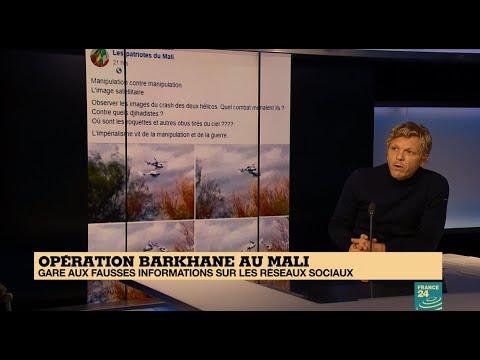 Sahel : les intox qui visent l'armée française se multiplient
