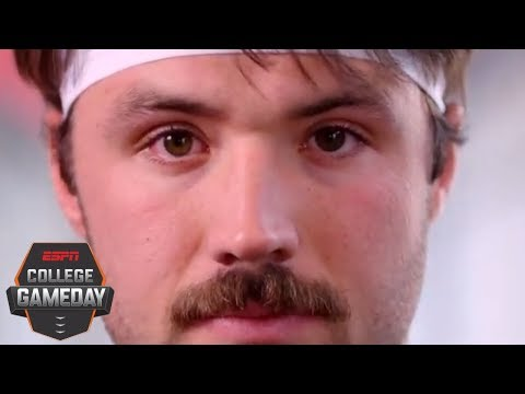 Washington State's legend of the Minshew Mustache | College GameDay