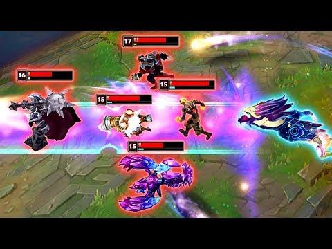 How To DELETE On Aurelion Sol - League of Legends Top 10 Plays