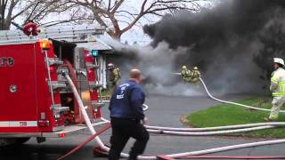 Maplewood House Fire