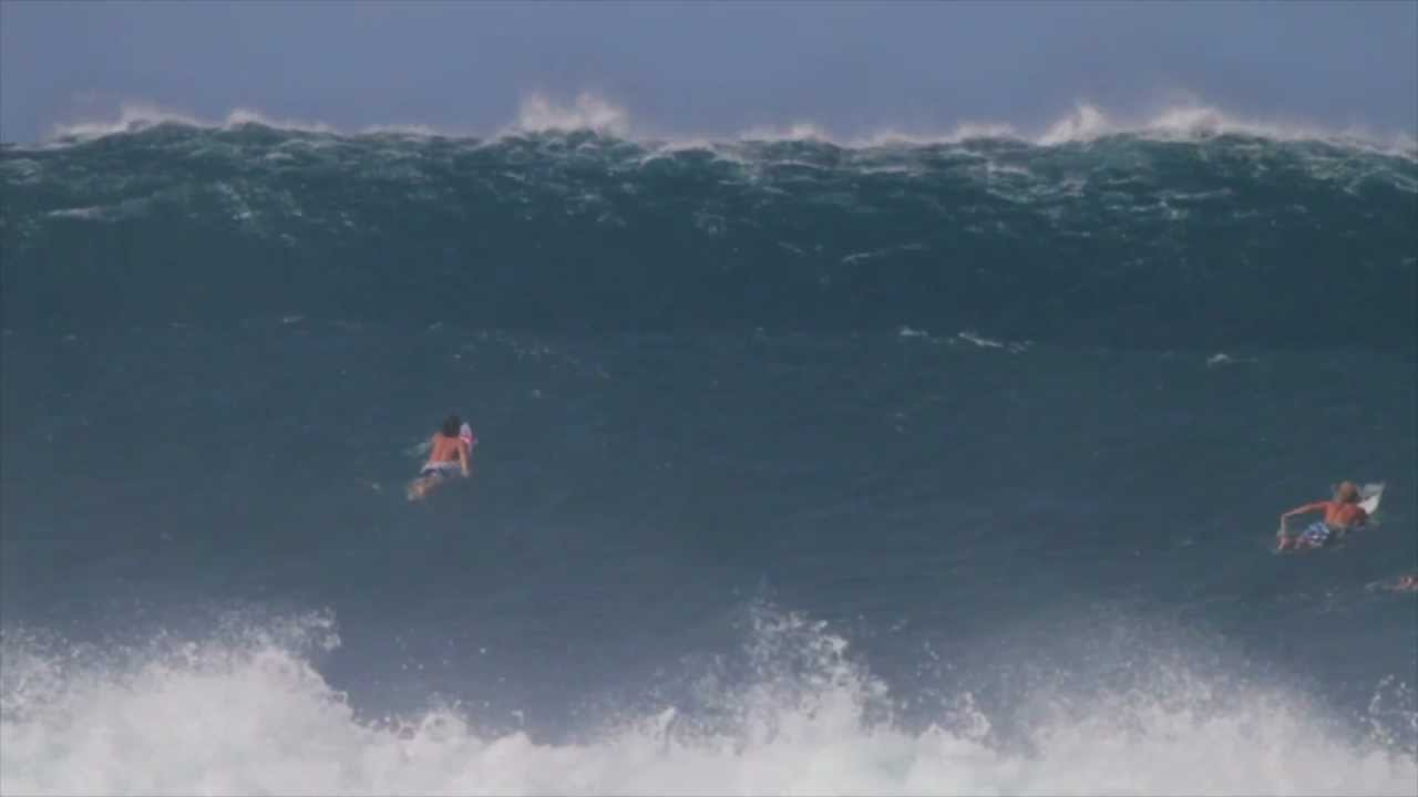 Week 8 - Weekly Waimea Report with Mark Healey - Backdoor Shootout