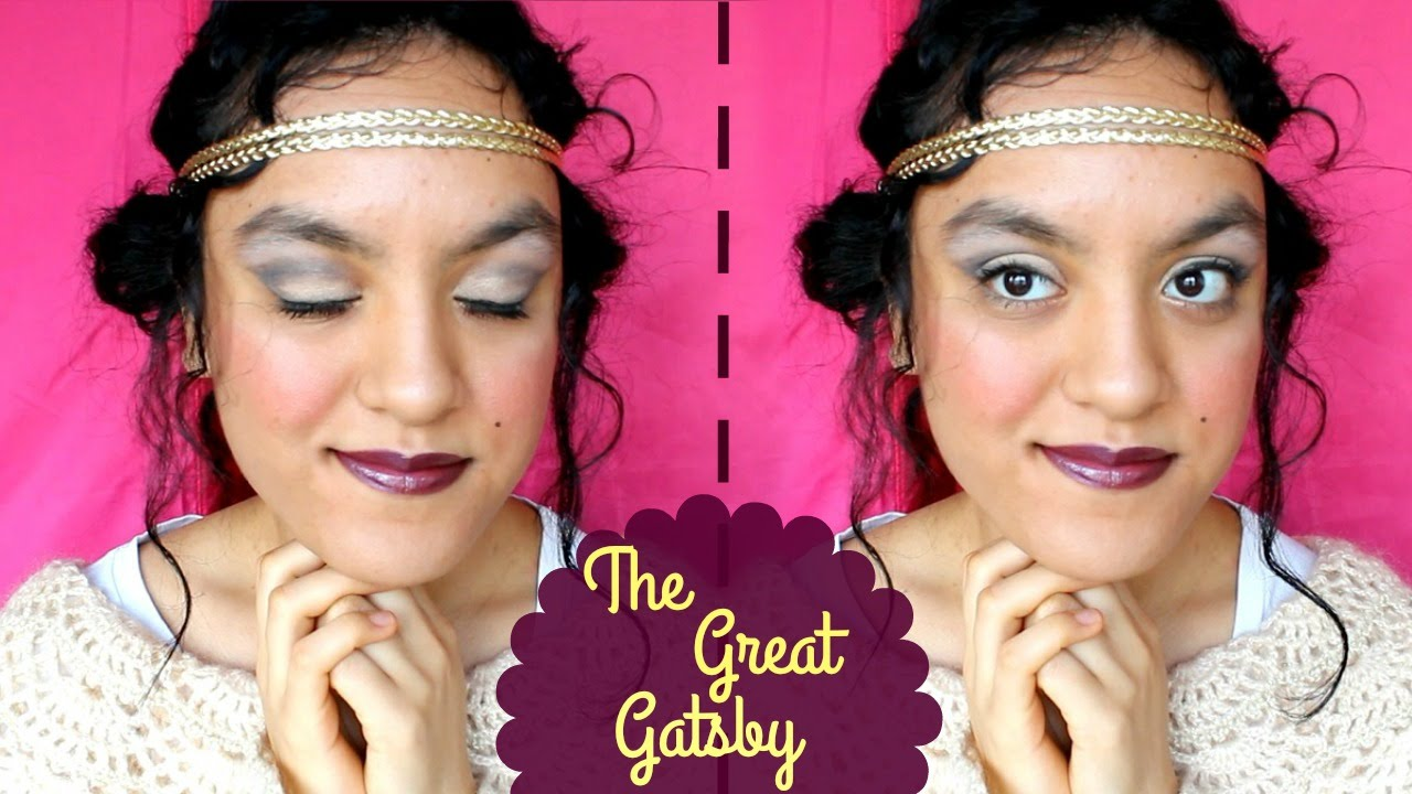 The great gatsby new years eve inspired makeup tutorial youtube the great gatsby new years eve inspired makeup tutorial baditri Gallery