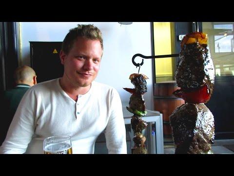 Norway Travel: How Expensive Are Restaurants? Norwegian Food Mania!