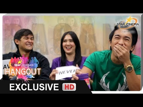 [FULL] Star Creatives Hangout with Matteo Guidicelli, Makisig Morales and Sofia Andres | Bagani