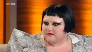 Beth Ditto & The Gossip - Heavy Cross / LIVE on german TV Show