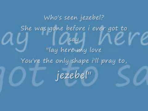 Jezebel-Iron & Wine (Live at Lollapalooza) with lyrics