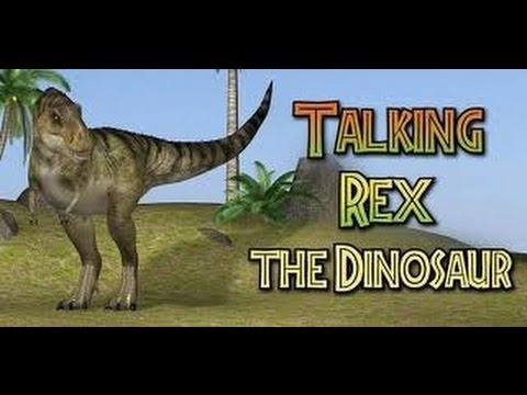All Talking Rex Features