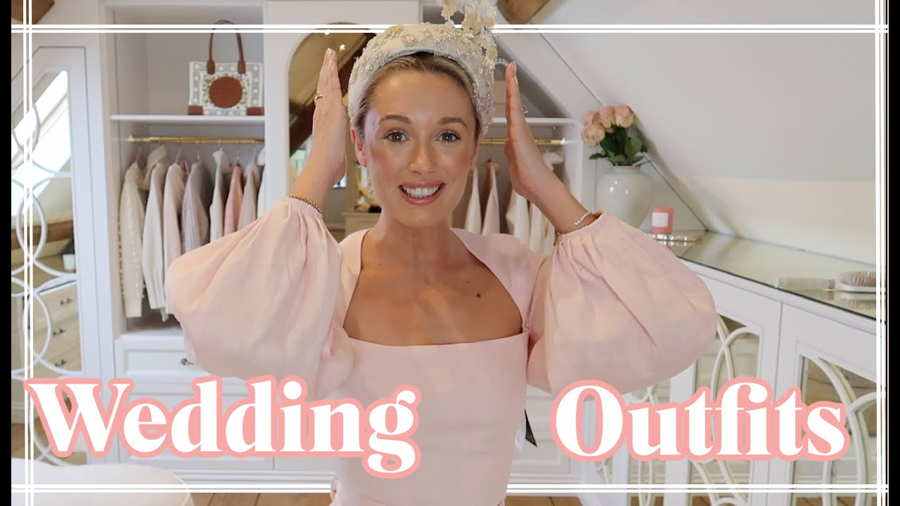 WEDDING GUEST OUTFIT IDEAS & HOME UPDATES // Fashion Mumblr