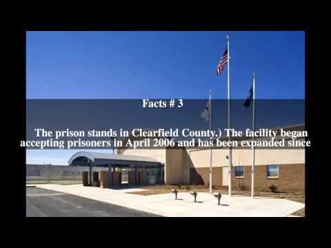 How can I find information about visiting hours and dates for C.I. Moshannon Valley Correctional Institution ?