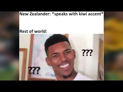 Australia Vs New Zealand Meme Compilation Youtube