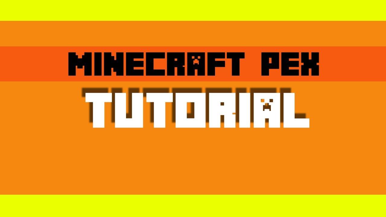 Minecraft Basic group PEX tutorial [1 13] [Prefix's] [Easy] [Commands]